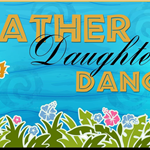 Father Daughter Dance Flyer