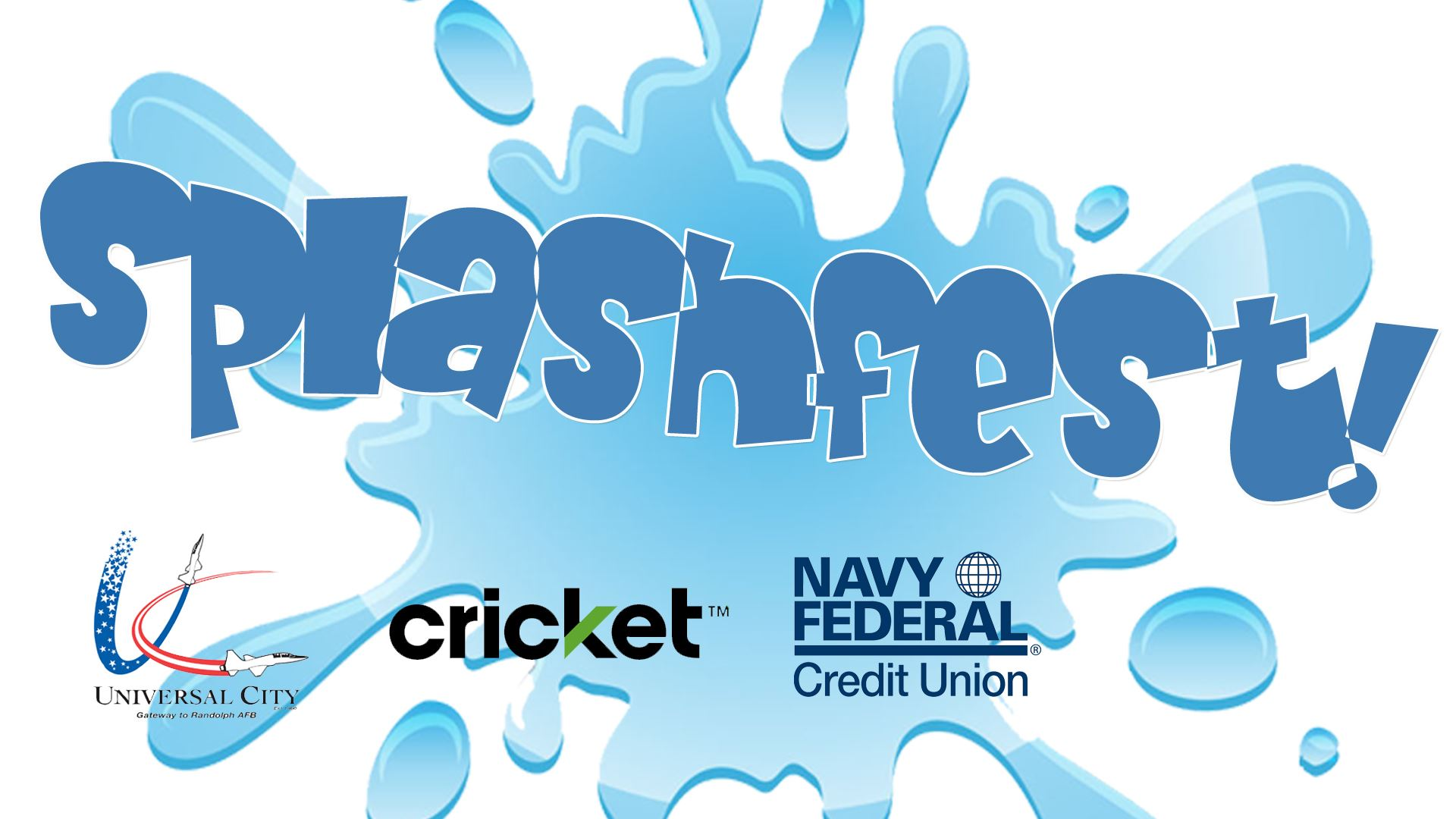 SPLASHFEST event header